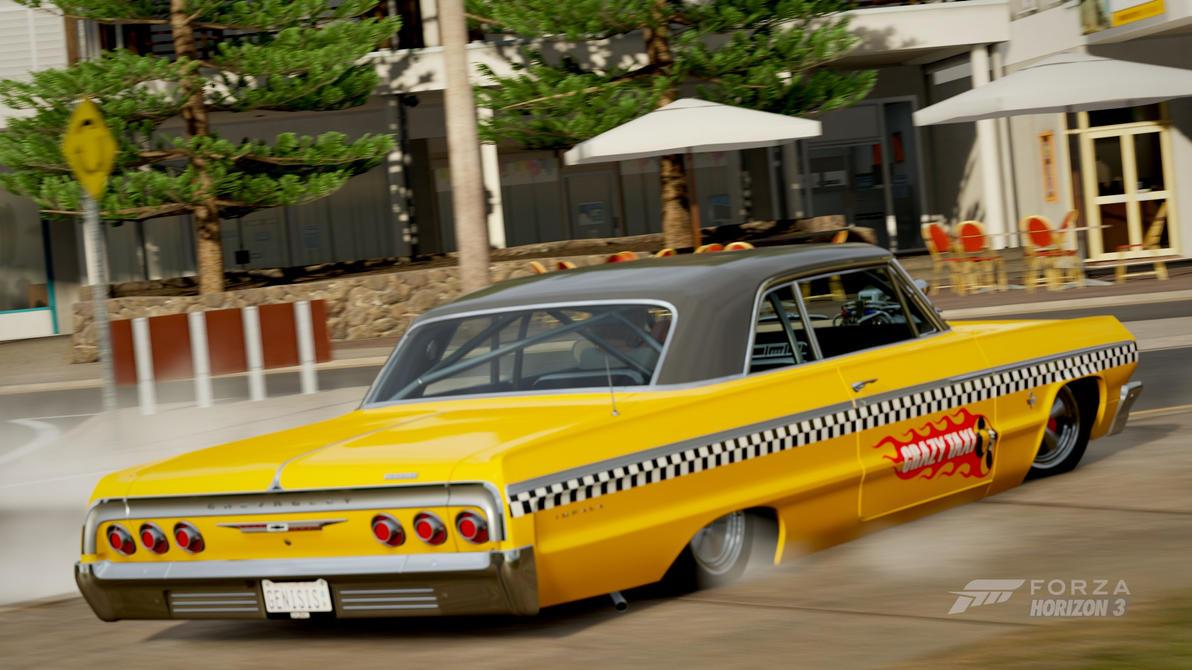 Crazy Taxi  Cars