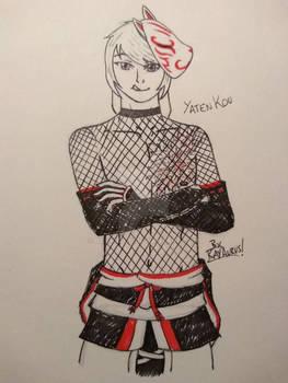 AO Red Warrior Yaten