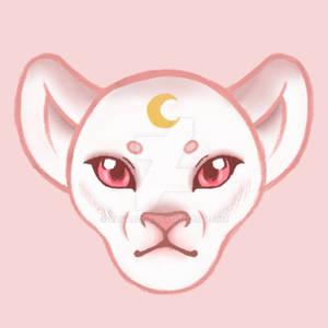 Lioness Icon by RayAurus