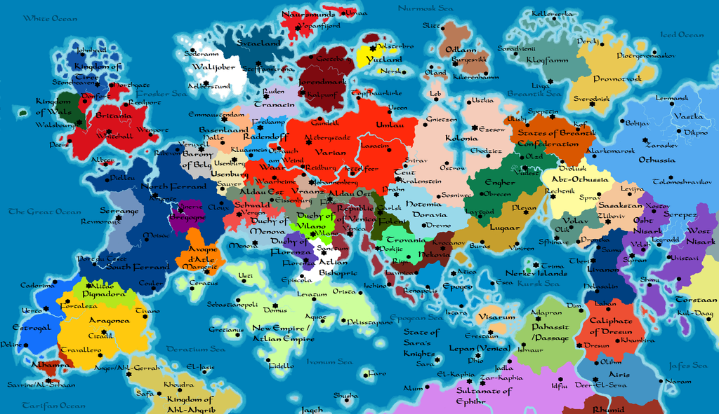 Eden revrovia continents political map by sturm94 on deviantart eden revrovia continents political map by sturm94 gumiabroncs Images