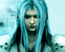 Sephiroth by MBarDeaD