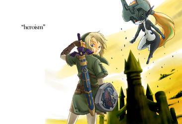Heroism by dogear-jp