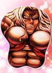 Sakura chan's abdominal muscle-mousepad