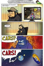 CARS?!