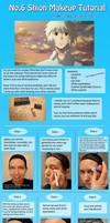 No.6 Shion makeup tutorial