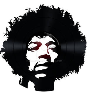 Jimi Hendrix vinilo