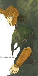 Loki Laufeyson by Pulvis
