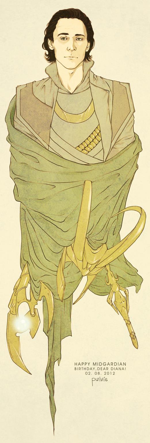 Loki by Pulvis