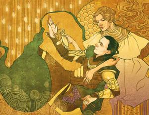 Loki and Frigga