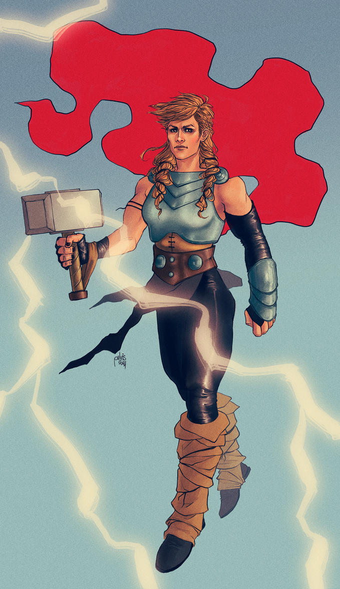 New Thor by Pulvis