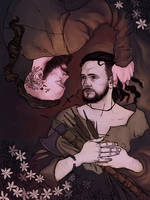 Athelstan and Ragnar by Pulvis