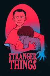 Stranger Things by Pulvis