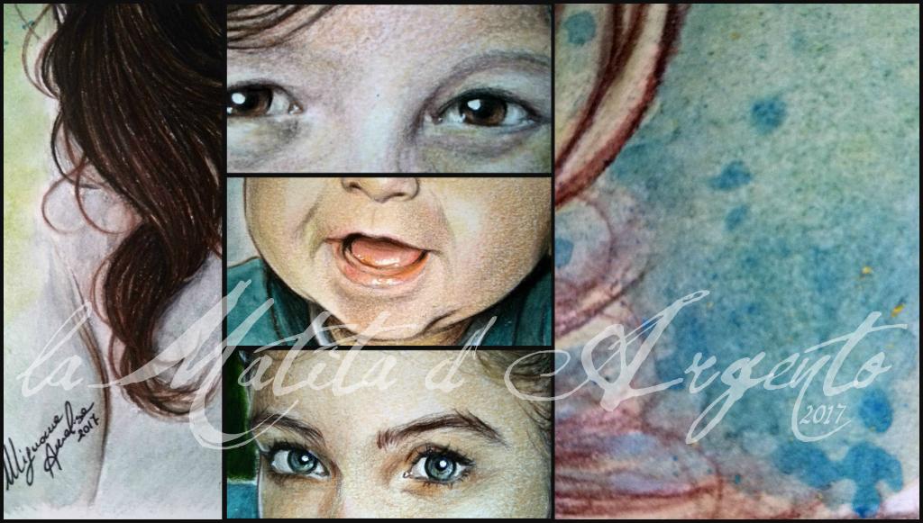 Portrait commission by laMatitadArgento