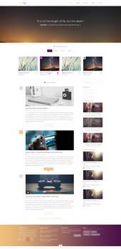 Starfall - Wordpress Blog/Magazine Theme