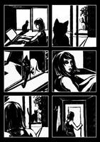 Next Door Kitty - Page 1 by Roxo89