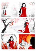 Only She... - Page 1 by Roxo89