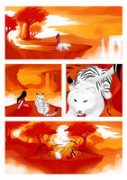 Only She... - Page 2 by Roxo89