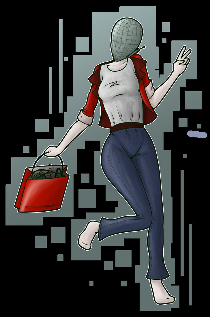 Cyberwoman by CometKilljoy6661