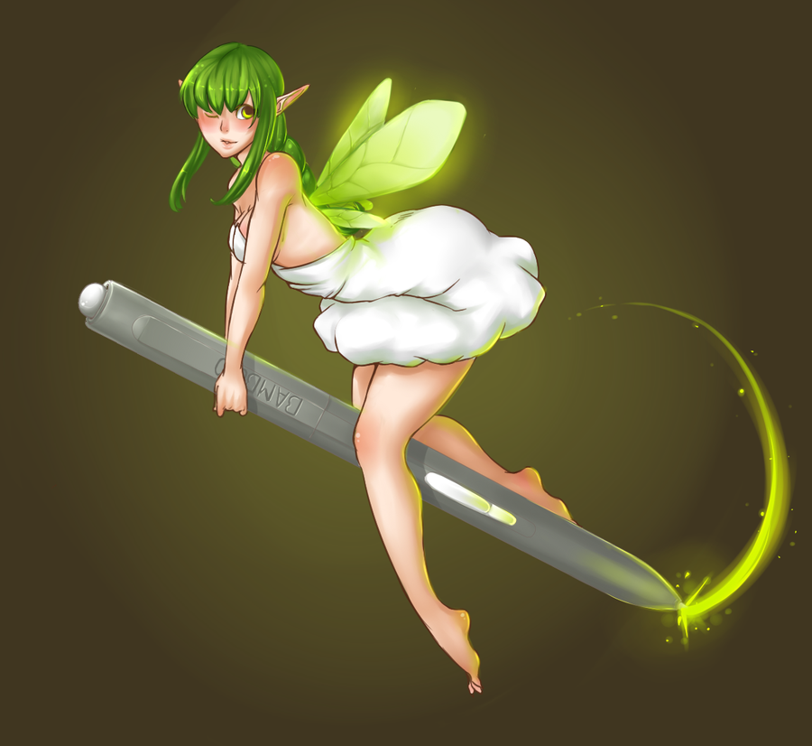 Bamboo Fairy by Nay-sama
