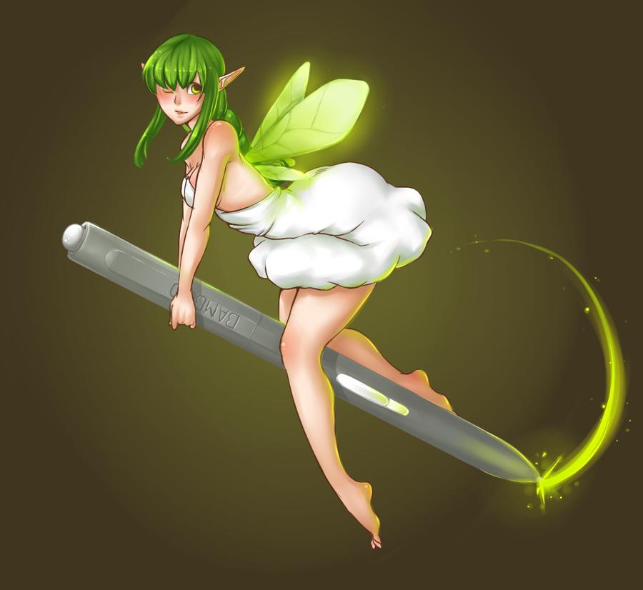 Bamboo Fairy by Nay-sama