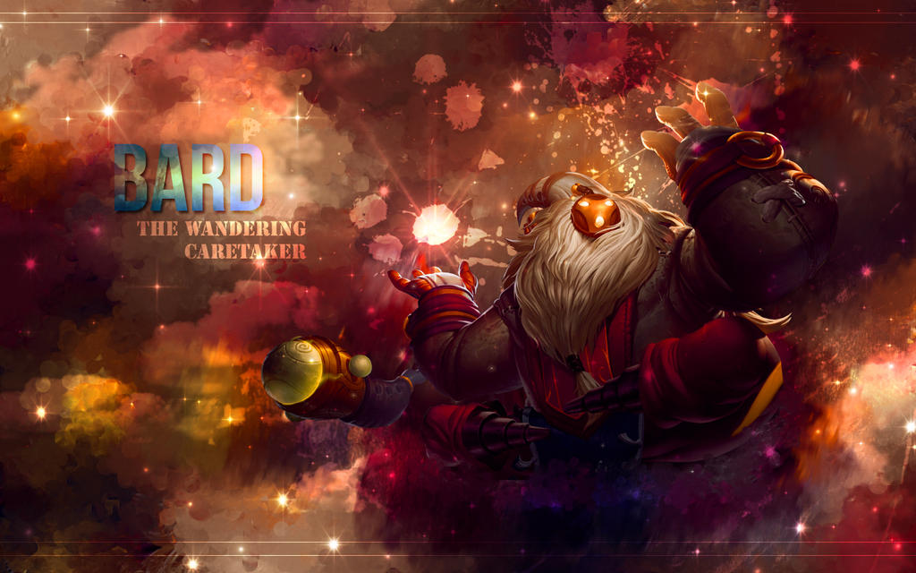 lol bard wallpaper by xxdeviouspixelxx on deviantart