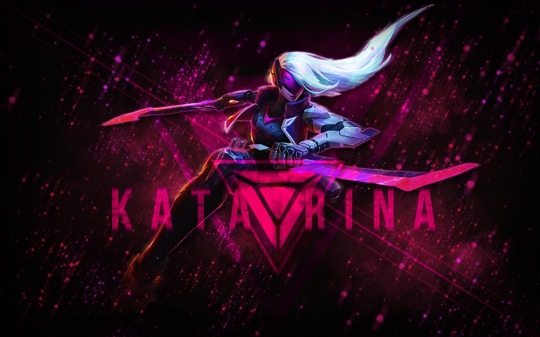 Project Katarina Wallpaper By Xxdeviouspixelxx On Deviantart