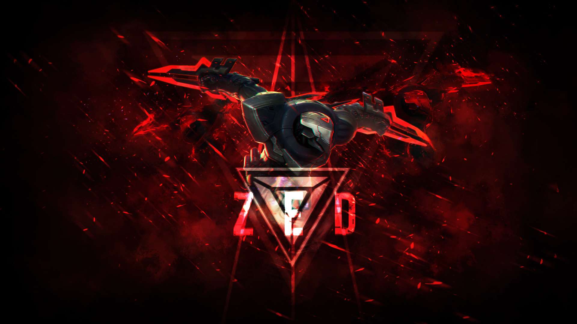 Project Zed Wallpaper By XXDeviousPixelXx
