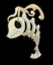 Dredimp, The Deceased Fakemon