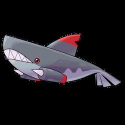 Frigitar, the Boat Pokemon