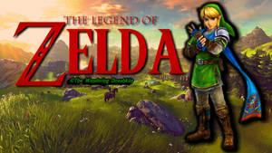 Legend of Zelda - Link[Desktop Wallpaper]