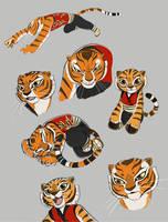 Tigress2 by kyomitsu