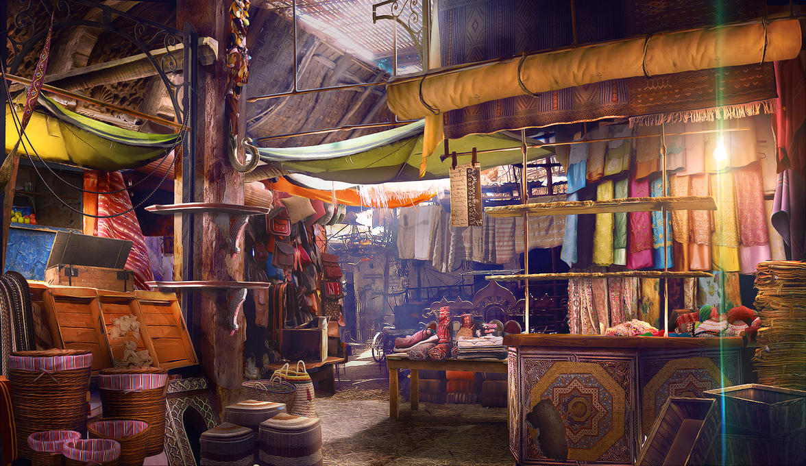 http://pre14.deviantart.net/f563/th/pre/f/2012/235/f/7/marrakesh_marketplace_by_wolfewolf-d5c69vj.jpg