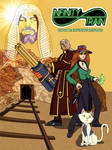 Infinity Train Book 0: Infinite Beyond cover by Sir-Spoder