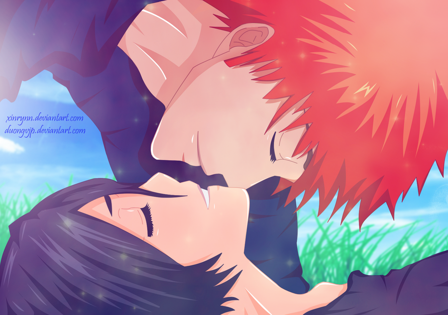 IchiRuki: So Close by xinrynn