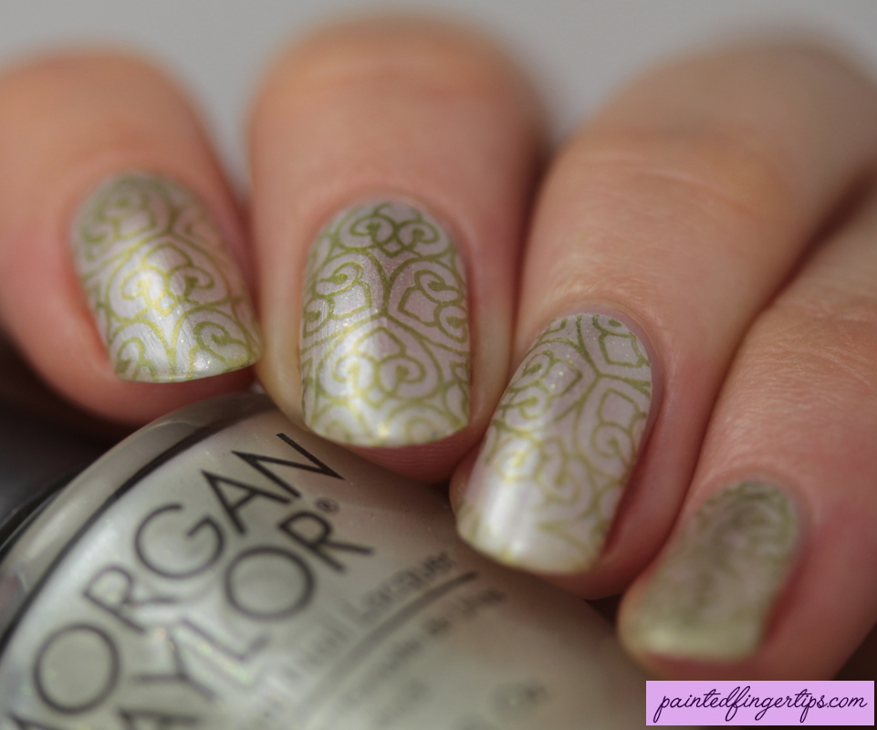 Angled-gold-stamping by Painted-Fingertips