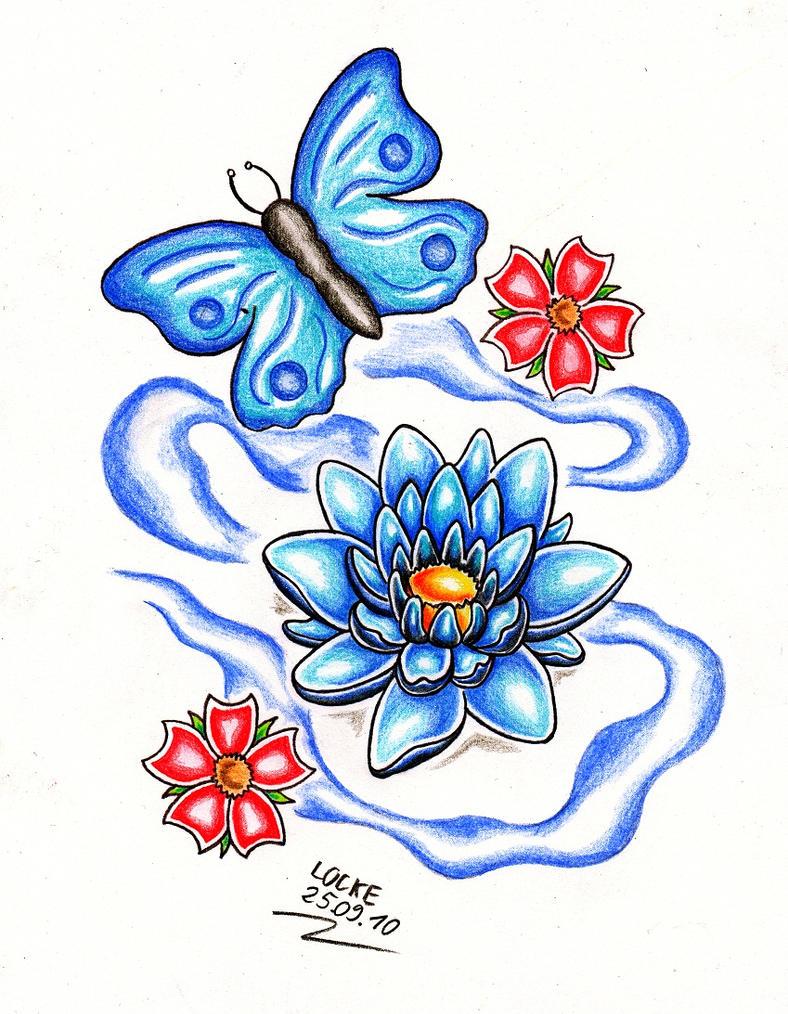 lotusblume by xlockex on deviantart. Black Bedroom Furniture Sets. Home Design Ideas
