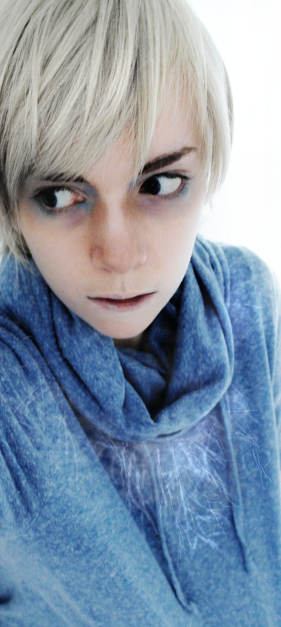 Jack Frost cosplay test. by Cyarin