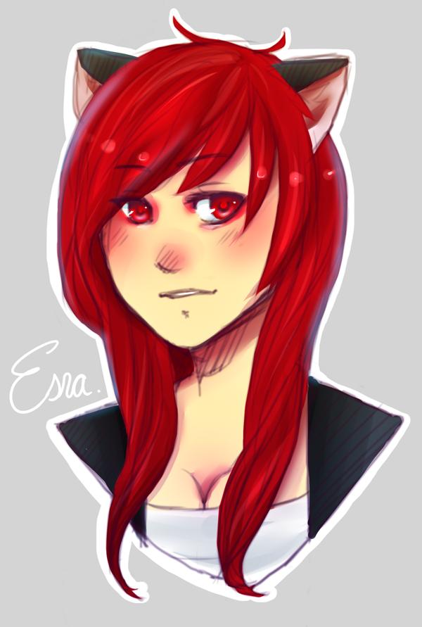 Commission - Esra by Cyarin