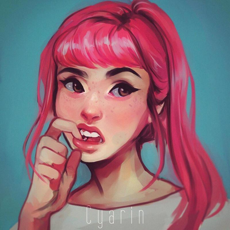 Bubblegum by Cyarin