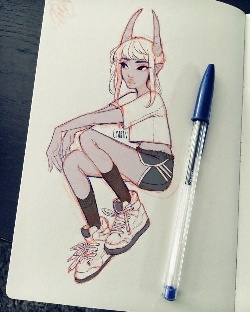 Demon Girlfriend by Cyarin