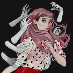 'NIGHTMARE' Cover Artwork
