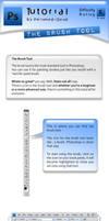 PS Brush Tool Basics Tutorial