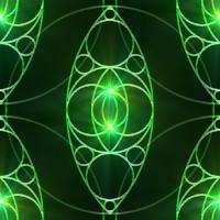 mandala - tiled by Technohippy
