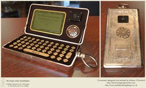 Pocket Aether Perambulator V.2 by Technohippy