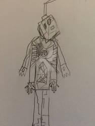 Vin Ranchero (Merged Suit with Necrozma) Sketch
