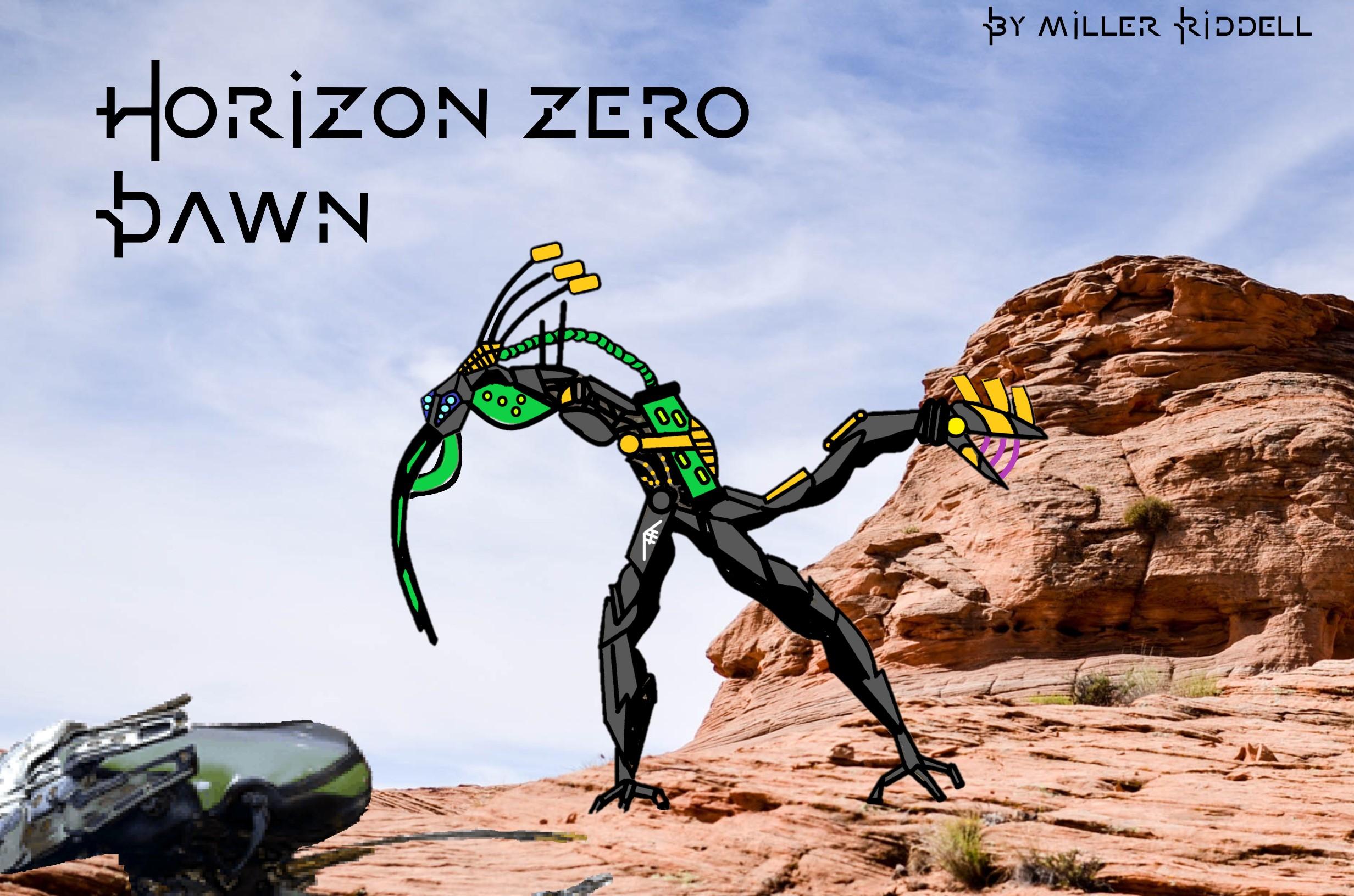 Horizon Zero Dawn: NeedleSnout