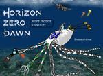Horizon Zero Dawn Machine Design: Pneumatopus