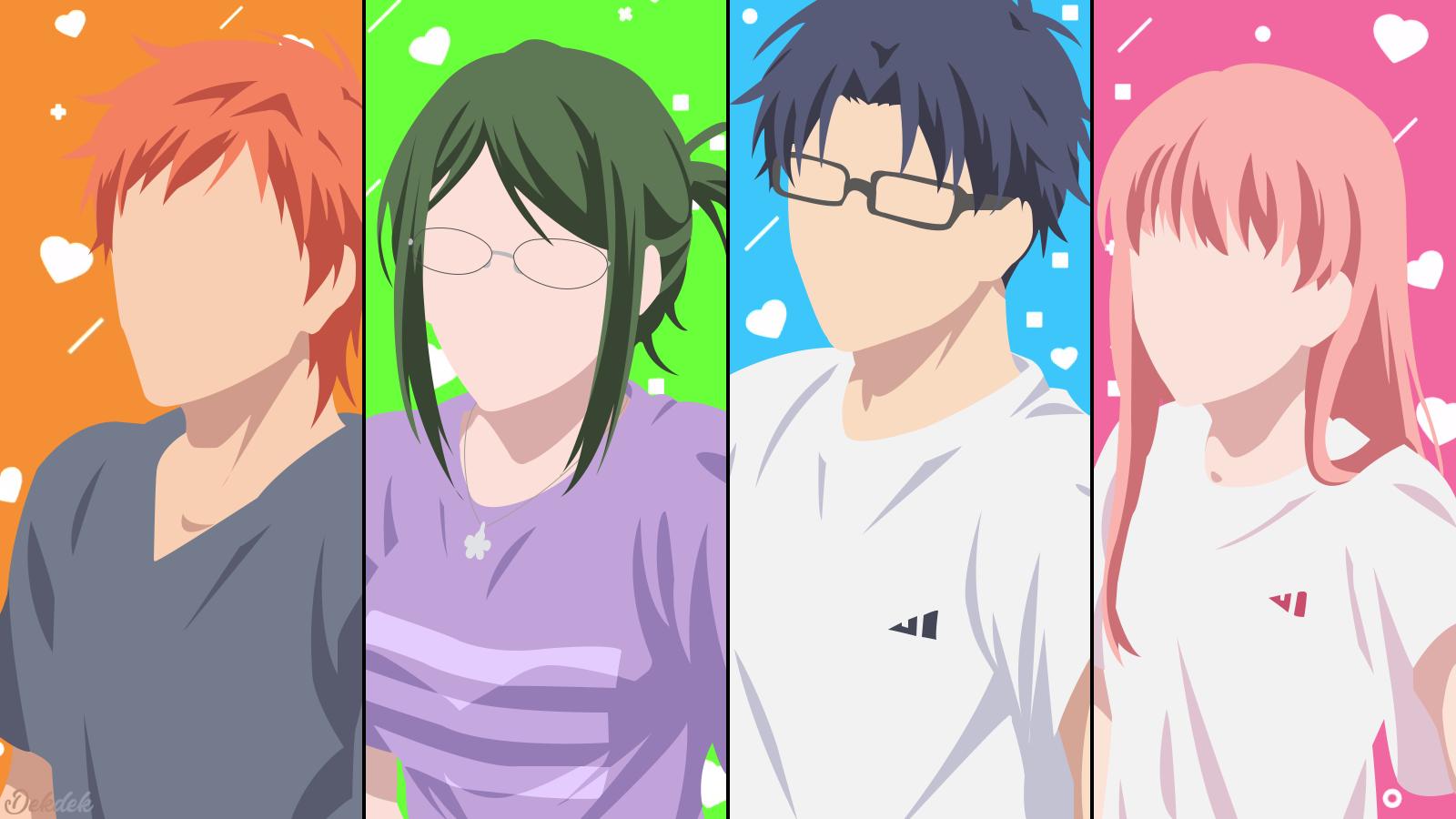 Wotaku Ni Koi Wa Muzukashii Wotakoi Anime By Dekdekg On Deviantart