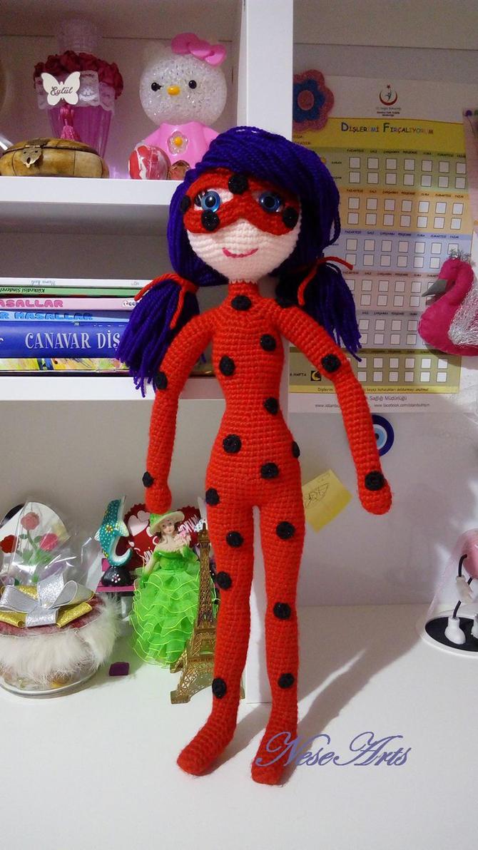 Miraculous Ladybug by NeseArts