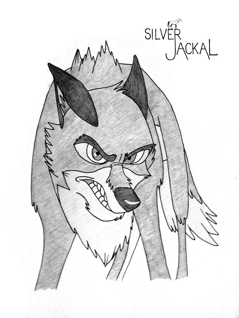 Balto sketch by theSilverJackaL